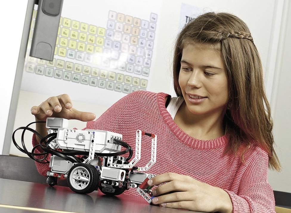 LEGO® MINDSTORMS® Education EV3 Set